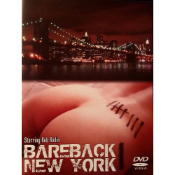 Bareback New York DVD (RawLoads) (20008D)