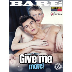 Give Me More! DVD (Bare) (19985D)