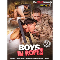 Boys in Rope DVD (My Dirtiest Fantasy) (20019D)