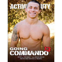 Going Commando #13 DVD (Active Duty) (19929D)