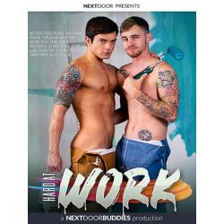 Hard At Work DVD (Next Door Studios) (19930D)