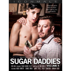 Sugar Daddies #4 DVD (Icon Male) (19795D)