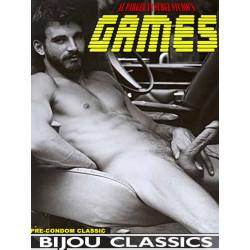 Games DVD (Bijou) (19906D)