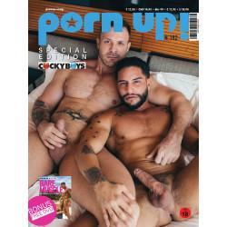 PornUp 182 Magazine + Bare Muscle DVD (M0282)