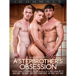 A Stepbrother`s Obsession DVD (Icon Male) (19852D)