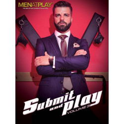 Submit And Play #3 DVD (Men At Play) (19964D)
