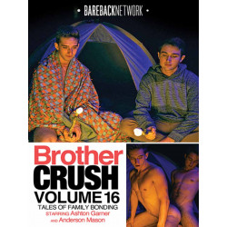 Brother Crush #16 DVD (Bareback Network) (20155D)