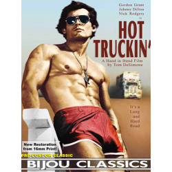 Hot Truckin` DVD (Bijou) (20191D)