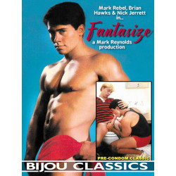 Fantasize DVD (Bijou) (20172D)