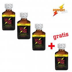 3 + 1 Super Rush PLUS 30ml (Aroma) (P0212)