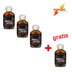 3 + 1 Jungle Juice Pulse Black Extr. 24ml (Aroma) (P0213)