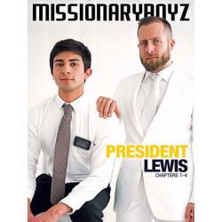 President Lewis DVD (Missionary Boyz) (20165D)
