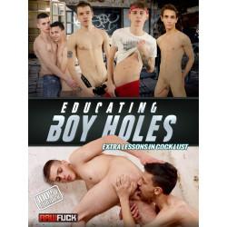 Education Boy Holes DVD (Raw Fuck) (19732D)