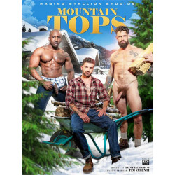 Mountain Tops DVD (Raging Stallion) (20275D)