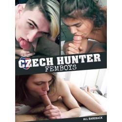 Czech Hunter - Femboys DVD (Czech Hunter) (20378D)