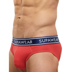 Supawear Supadupa MK II Jock Brief Underwear Red