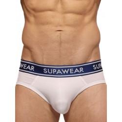 Supawear Supadupa MK II Jock Brief Underwear White (T3760)