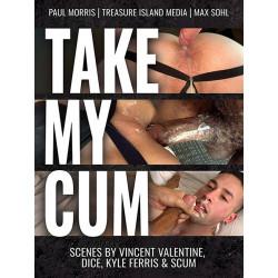 Take My Cum (TIM) DVD (Treasure Island) (20470D)