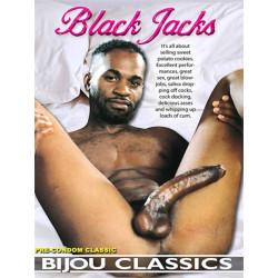 Black Jacks DVD (Bijou) (20465D)