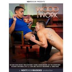 Wood Before Work DVD (Next Door Studios) (20504D)
