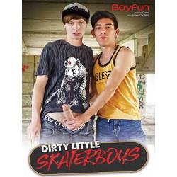 Dirty Little Skaterboys DVD (BoyFun) (20500D)