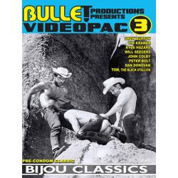 Bullet Videopac #3 DVD (Bijou) (20520D)