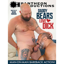 Daddy Bears Love Dick DVD (Pantheon Men) (20529D)