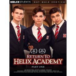 Return to Helix Academy #1 DVD (Helix) (20535D)