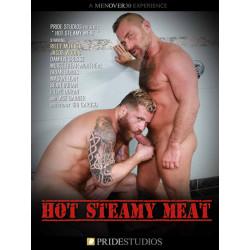 Hot Steamy Meat DVD (Pride Studios) (20556D)