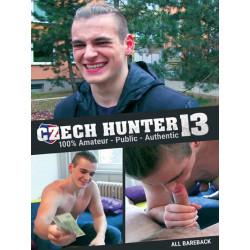 Czech Hunter #13 DVD (Czech Hunter) (20580D)