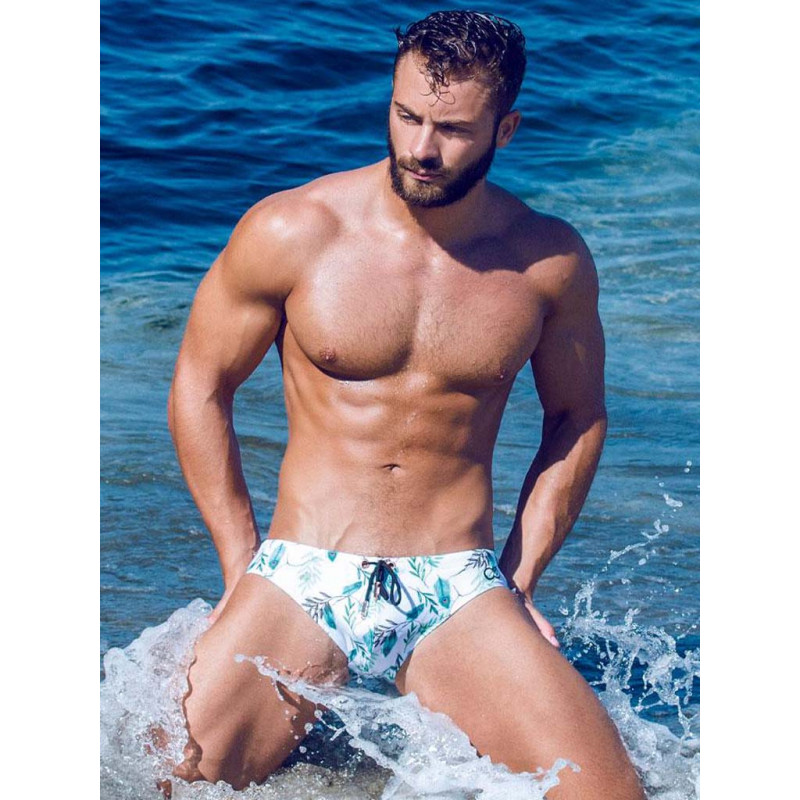 2Eros Print Swimwear Brief Serenity (T8164)