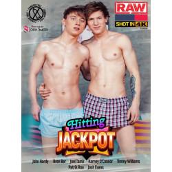 Hitting Jackpot DVD (Raw) (20614D)