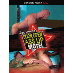 Rocco Steele`s Door Open Ass Up Motel DVD (Ray Dragon) (20603D)