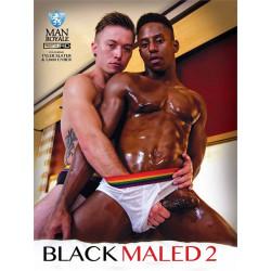 Black Maled #2 DVD (Man Royale) (20620D)
