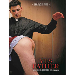 Yes Father #3 - Penance DVD (Bareback Network) (20618D)
