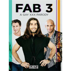 Fab 3 - A Gay XXX Parody DVD (MenCom) (20616D)