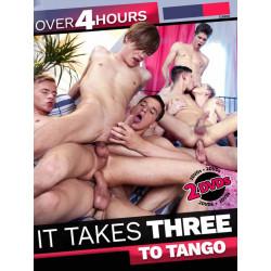 It Takes Three To Tango 2-DVD-Set (Staxus) (20660D)