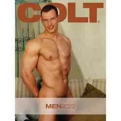 Colt Men 2022 Calendar (M1041)