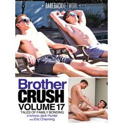 Brother Crush #17 DVD (Bareback Network) (20597D)