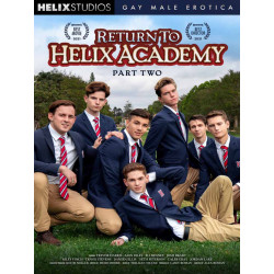 Return to Helix Academy #2 DVD (Helix) (20679D)