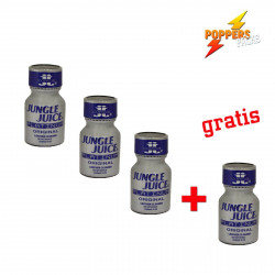 3 + 1 Jungle Juice Platinum 10ml (Aroma) (P0224)