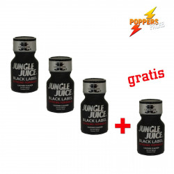 3 + 1 Jungle Juice Black Label 10ml (Aroma) (P0225)