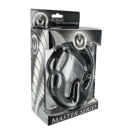 Master Series Rogue Erection Enhancer Black (T4250)
