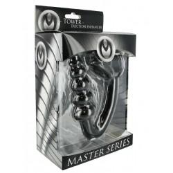 Master Series The Tower Erection Enhancer Black