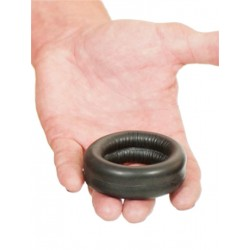 Neoprene Thick Cock Ring Black (T4478)