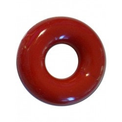 Sport Fucker Chubby Rubber Cockring Red
