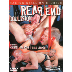 Rear End Collision #1 DVD (Raging Stallion) (06852D)
