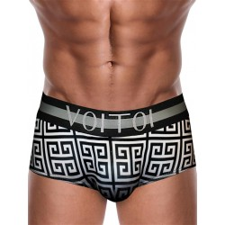 VoiToi Babylon Black Brief Underwear (T4915)