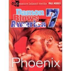 Damon Blows America 07 - Phoenix DVD (02523D)