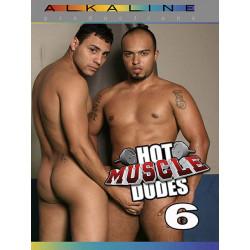 Hot Muscle Dudes #6 DVD (13605D)